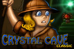 Collect gemstones from ancient tombs and pyramids in Crystal Cave Classic!