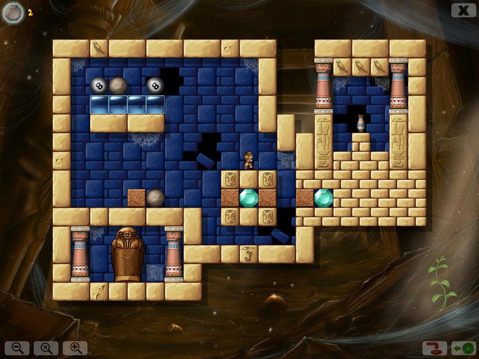 Crystal Cave Classic screen shot