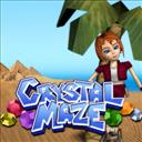 Crystal Maze - logo