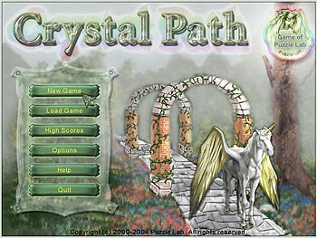 Crystal Path screen shot