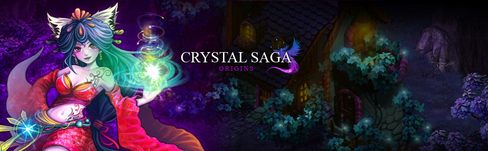 Crystal Saga