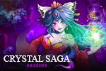 Crystal Saga is a MMO social game where you find treasure, hunt for valuable items, slay creatures and communicate with friends. Play today!