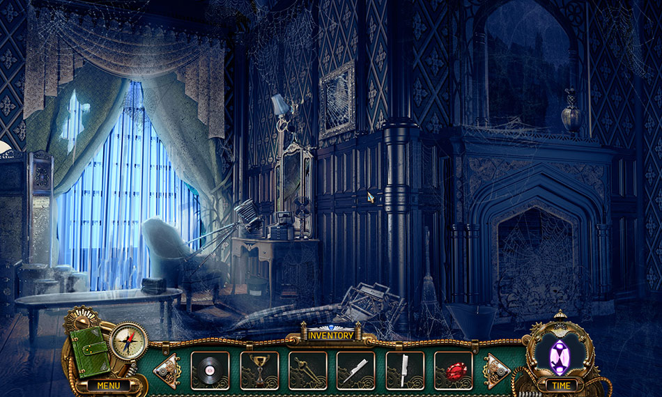 Crystals of Time screen shot