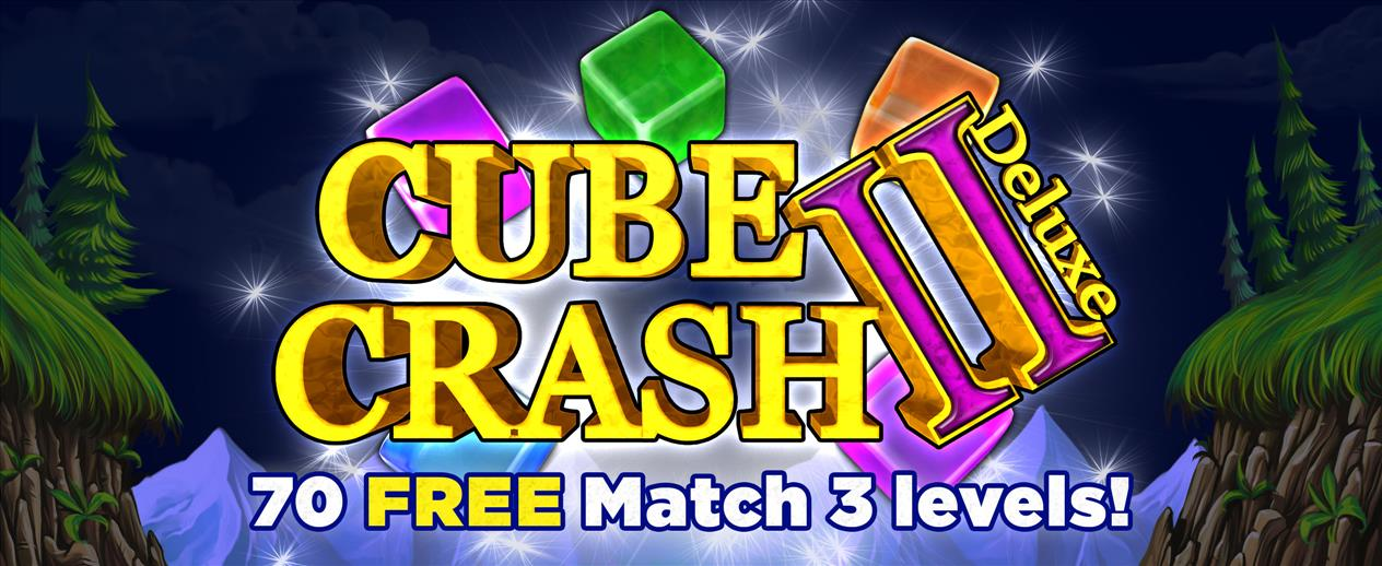Cube Crash 2 Deluxe - Play all 70 levels FREE!