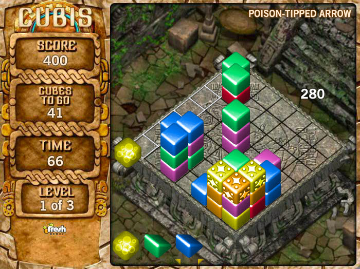 Cash Tournaments - Cubis screen shot