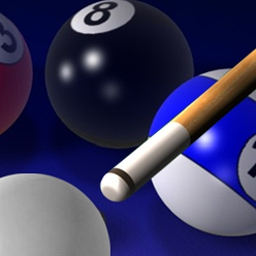 Cue Master Gold - Cue your shot inside 7 distinct games of billiards action. - logo