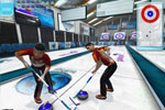 Screenshot of Curling