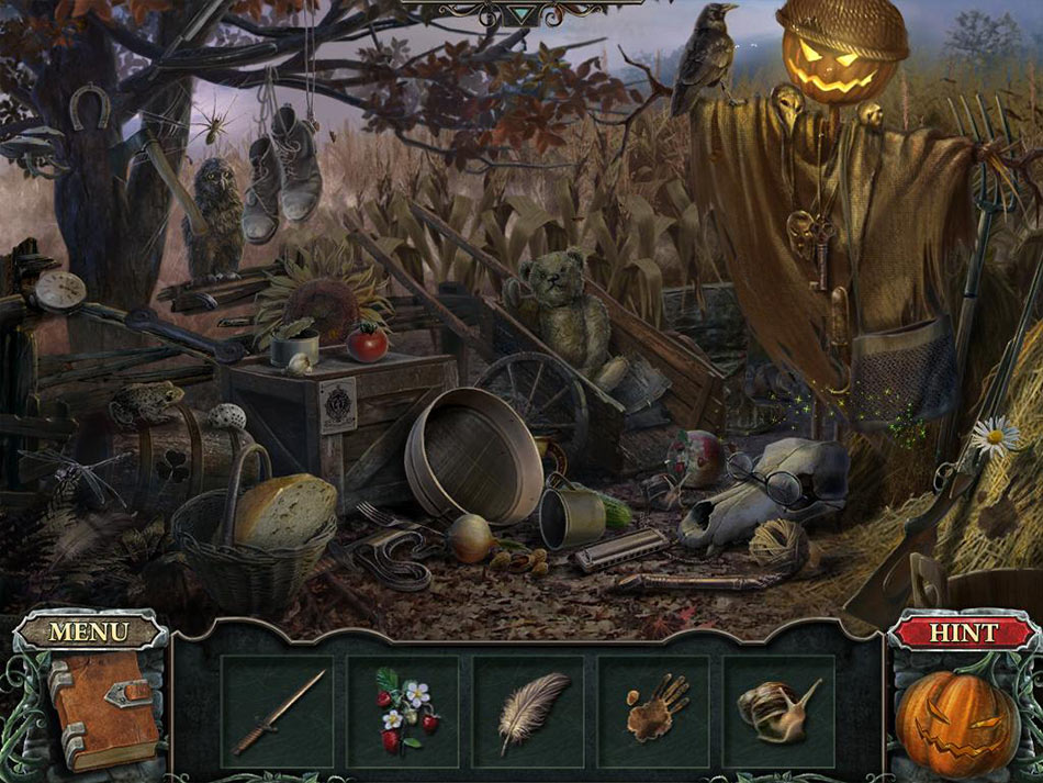 Cursed Fates: The Headless Horseman Collector's Edition screen shot