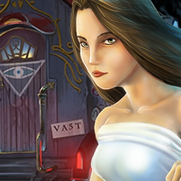 Nightfall Mysteries: Curse of the Opera - Nightfall Mysteries: Curse of the Opera is a chilling hidden object game. - logo