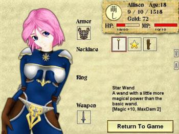 Cute Knight screen shot