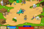 Screenshot of Dairy Dash