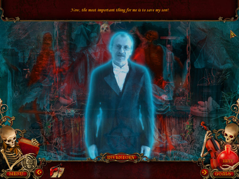 Dance of Death screen shot