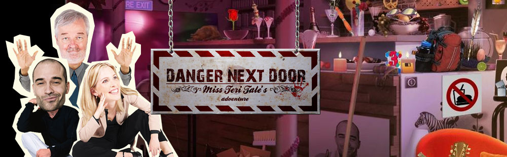 Danger Next Door - Miss Teri Tale's Adventure