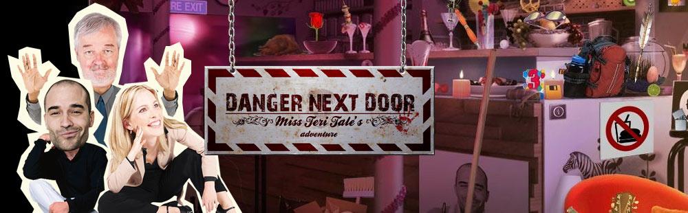 Danger Next Door - Miss Teri Tale's Adventure
