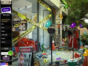 Danger Next Door - Miss Teri Tale's Adventure screen shot