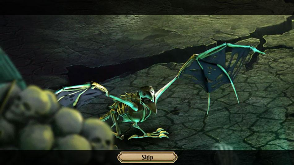 Dark Arcana: The Carnival Collector's Edition screen shot