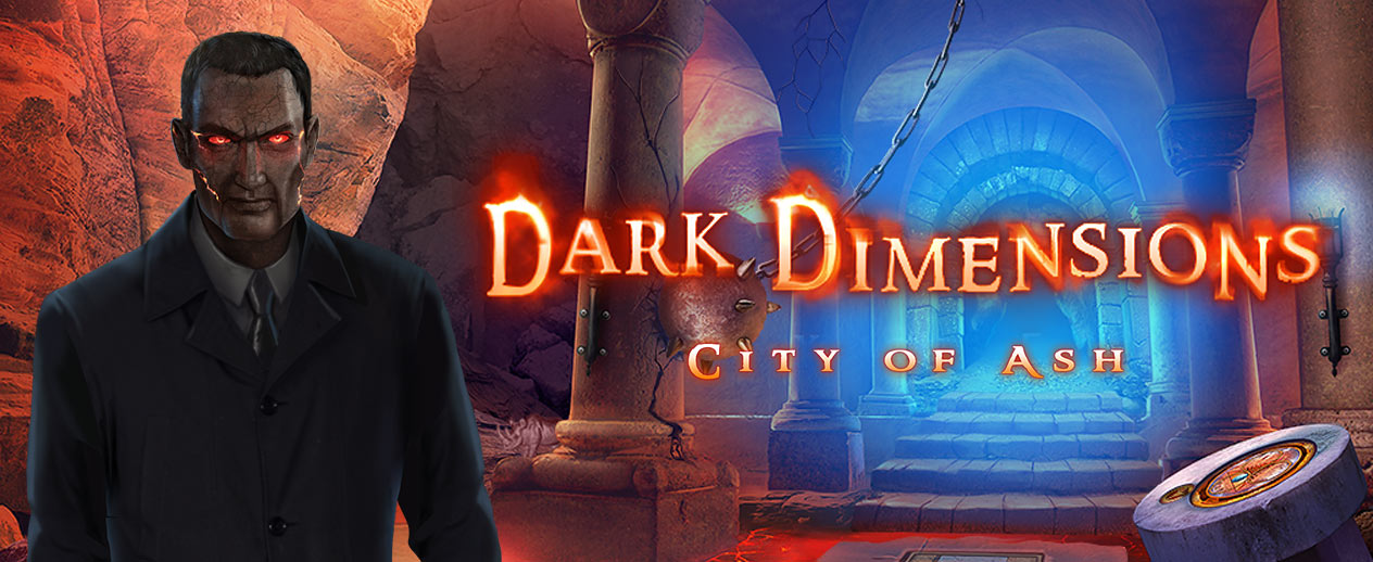 Dark Dimensions: City of Ash - Will the volcano erupt again? - image