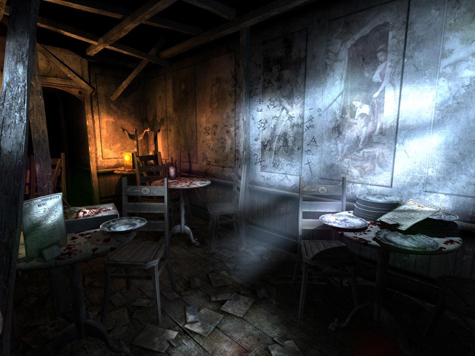 Darkfall: Lost Souls screen shot