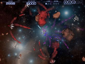 Dark Matter screen shot