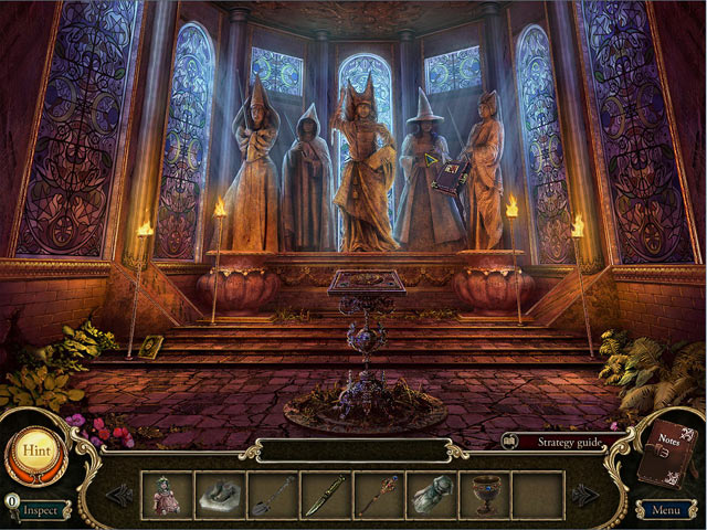 Dark Parables - Curse of Briar Rose screen shot