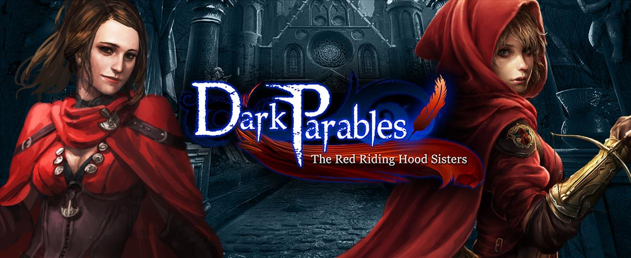 Dark Parables: The Red Riding Hood Sisters - Defeat the Wolf Queen! - image