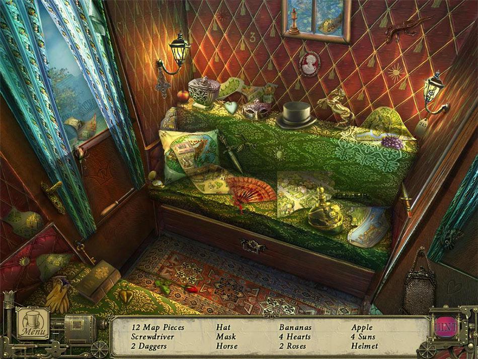 Dark Tales: Edgar Allan Poe's Murders in the Rue Morgue screen shot