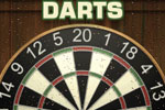 A free online game, Darts captures all the fun of playing darts in a pub without paying a tab!