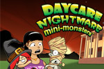 Can you manage mini-monster madness in Daycare Nightmare: Mini-Monsters?