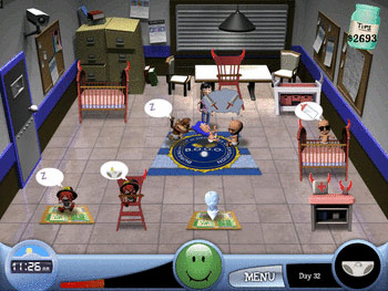 Daycare Nightmare Mini-Monsters screen shot