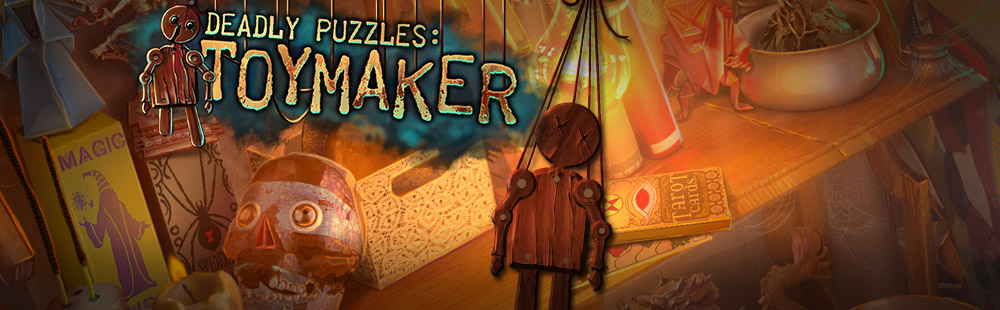 Deadly Puzzles: Toymaker
