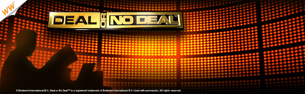 Cash Tournaments - Deal or No Deal