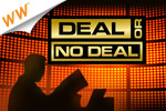Deal...or no deal? Unscramble words and battle the banker in this action-packed case race!