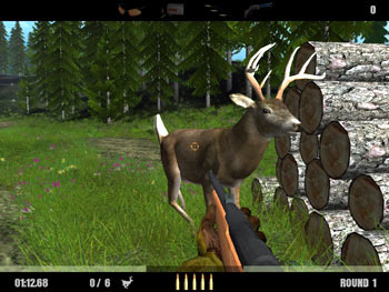 Deer Drive screen shot