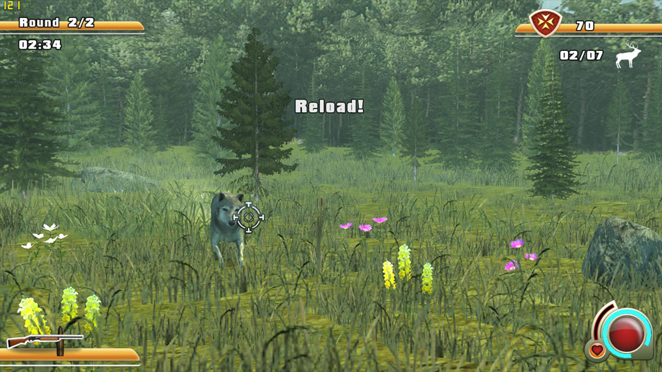 Deer Hunt Legends screen shot