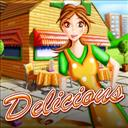 Delicious Deluxe - logo