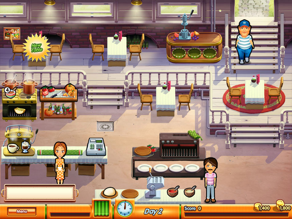 Delicious: Emily's Childhood Memories Premium Edition screen shot