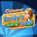 Delicious: Emily's Taste of Fame - logo