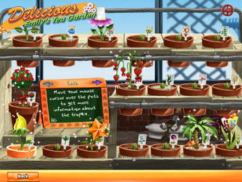 Delicious: Emily's Tea Garden screen shot