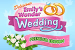 Be Emily's special guest as her big day approaches in Delicious - Emily's Wonder Wedding Premium Edition, the latest chapter in the series!