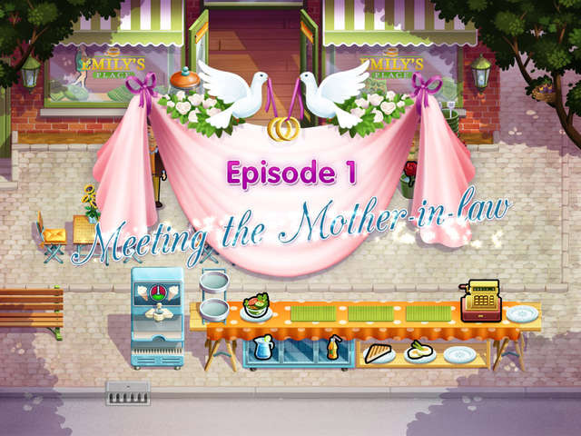 Delicious: Emily's Wonder Wedding Premium Edition screen shot