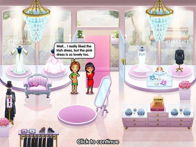 Delicious: Emily's Wonder Wedding Premium Edition screen shot
