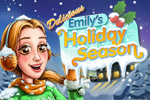 Deck the halls with love and joy in Delicious - Emily's Holiday Season.