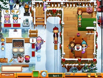 Delicious: Emily's Holiday Season screen shot