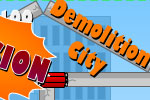 Destroy each building and tower with your dynamite in Demolition City!