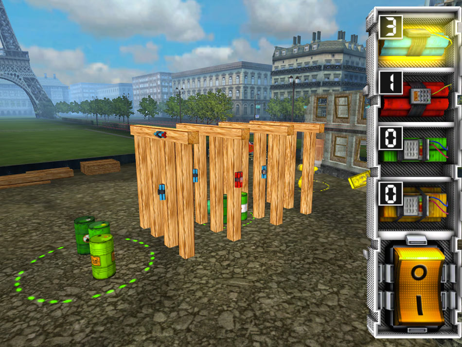 Demolition Master 3D screen shot