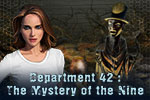 Join Department 42, a secret organization, and use your hidden object seeking skills to protect the planet!