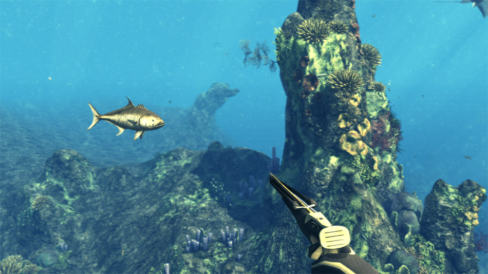 Depth Hunter screen shot
