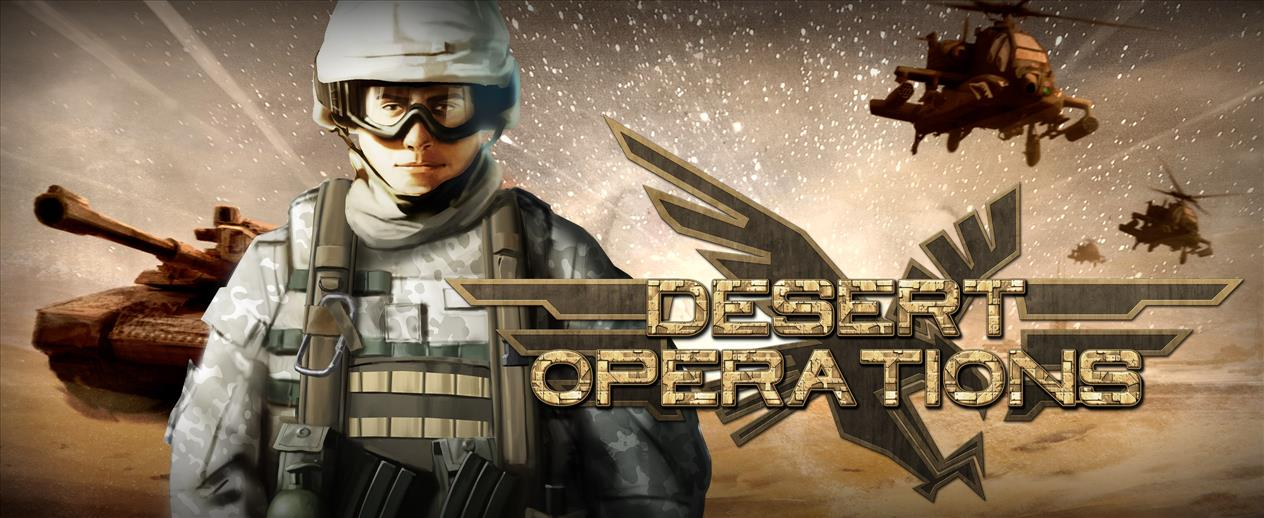 Desert Operations - Command your own country! - image