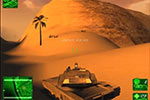 Screenshot of Desert Thunder