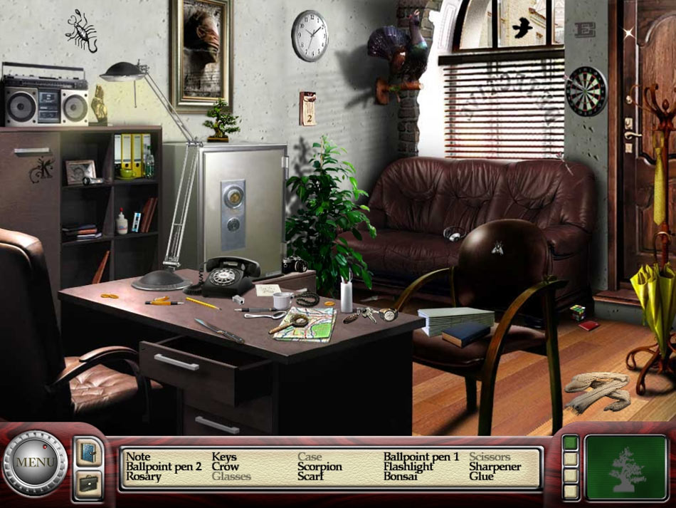 Detective Agency: The Banker's Wife screen shot
